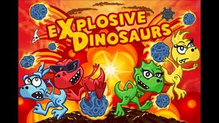 Explosive Dinosaurs will be published also on the OUYA... and it is no joke