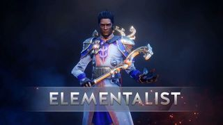 The RPG of action Breach presents class Elementalist video