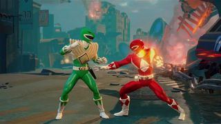 PS4 is out of the interplay of Power Rangers: Battle for the Grid