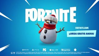 The snowman arrives at Fortnite with version 7.20