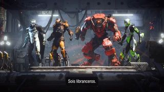 BioWare detailing the micropayment of the Anthem, which focus on items aesthetic