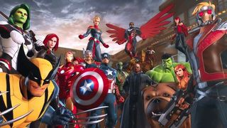 Marvel Ultimate Alliance 3 The Black Order: All the characters confirmed