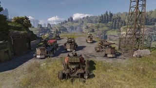 Crossout: The brawl