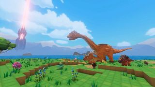 now on sale PixARK to Swtich, PS4, Xbox One and PC