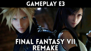 Remake di Final Fantasy VII mostra l