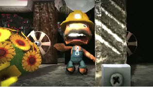 LittleBigPlanet - Sackzilla