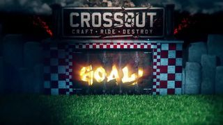 Crossout welcomes your soccer tournament post-apocalyptic