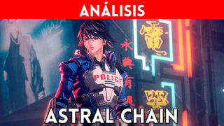 Astral Chain gets a great debut in Spain with 13,000 units sold