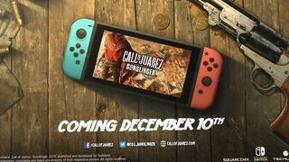 Call of Juarez: Gunslinger will Nintendo Switch the 10 December