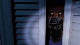 The four Five Nights at Freddy