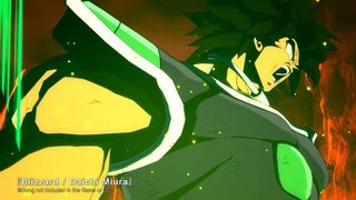Dragon Ball FighterZ: Broly changed his voice actor after the controversy with the previous