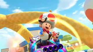 Mario Kart Tour presents your event to the spice of the New Year with a new promotional video