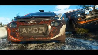 this is the Career mode of DIRT 5: more than 130 events and the voices of Nolan North and Troy Baker