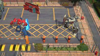 Bandai Namco präsentiert Transformers: Battlegrounds, ein Familien-Spiel wird im Oktober