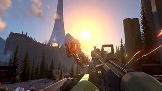 Halo Infinito não sairá junto com o Xbox Séries X e se atrasa para 2021
